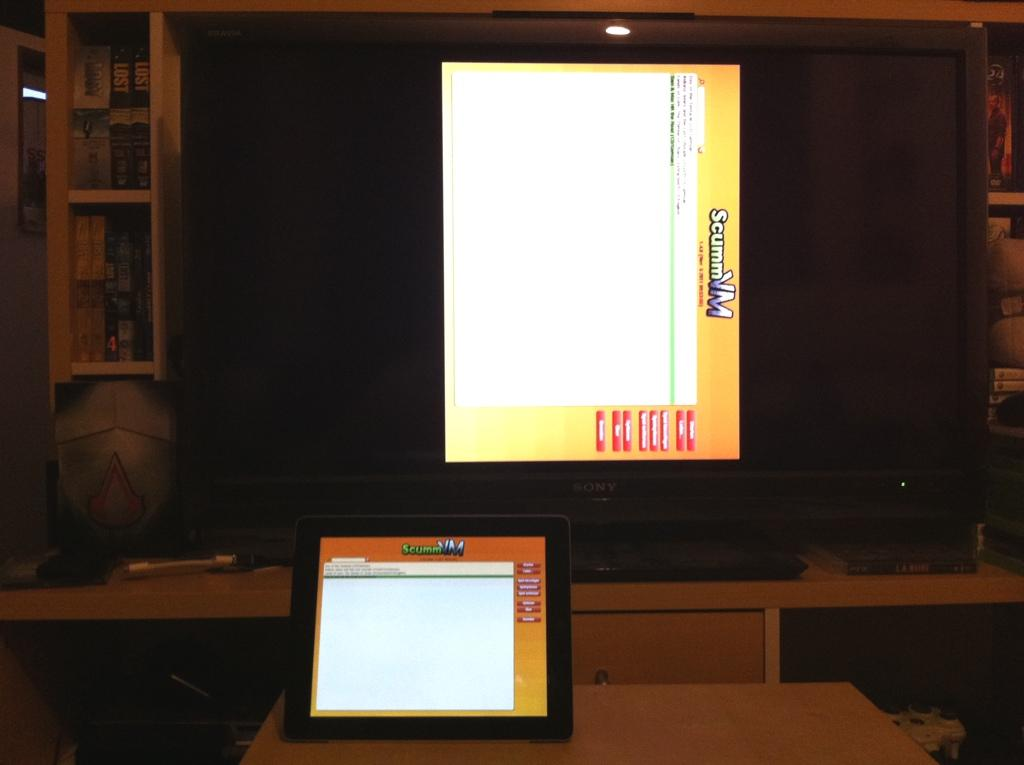 5950 (IPHONE: Airplay Mirroring not working correctly